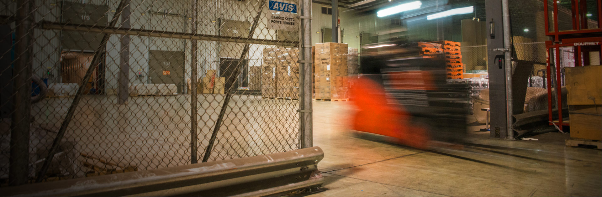 Bourret Freight Logistics